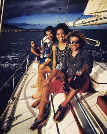 Shadowfax Sailing: Sail Maui Nui - Shadowfax