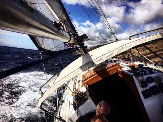 Maalaea, Hawái: Sail Maui Nui - Shadowfax