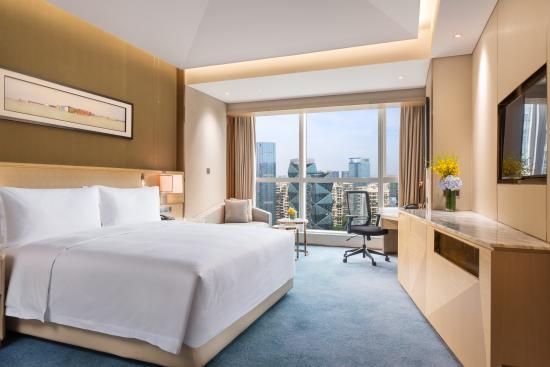 Hilton Chengdu: Hilton King Room 希尔顿大床房