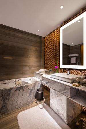 Hilton Chengdu: Hilton Guest Room 希尔顿客房