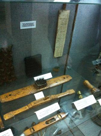 inside the History Museum