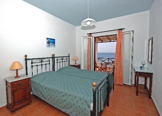 Reggina's Apartments: superior apartment's bedroom