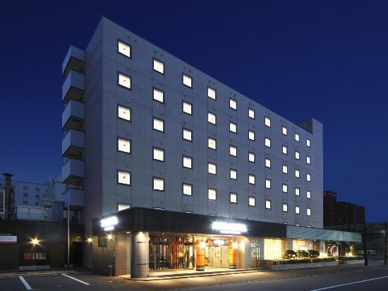 APA Hotel Aomori Eki Kenchodori: ■外観