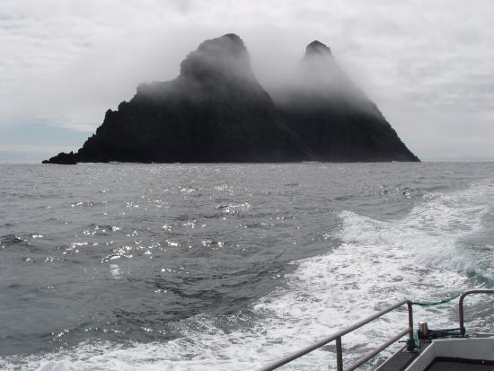 Go Visit Ireland: Skellig Island with www.govisitireland.com