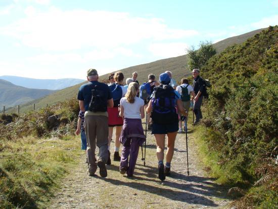 Go Visit Ireland: Hiking with www.govisitireland.com
