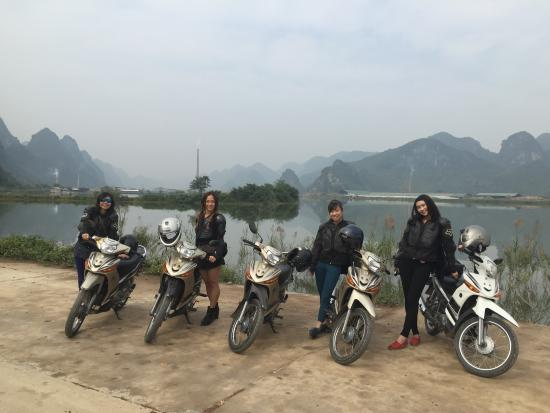 Freebird Adventures: all girls on the tour