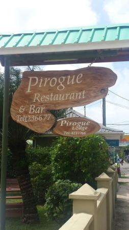 Pirogue Restaurant & Bar Photo