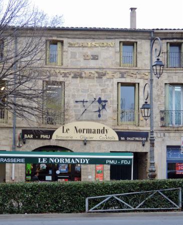 Le normandy pezenas restaurant avis num ro de for Restaurant a pezenas