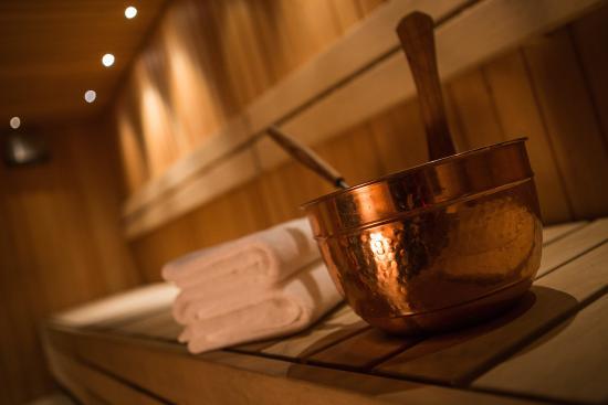 Pori, Finlandiya: Sauna