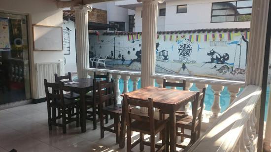Waypoint Hostel: Como siempre el mejor lugar para hospedarse en Medellín
