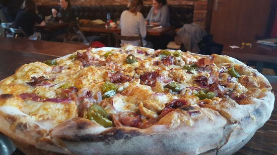 Konin, Πολωνία: Pizzeria Lele
