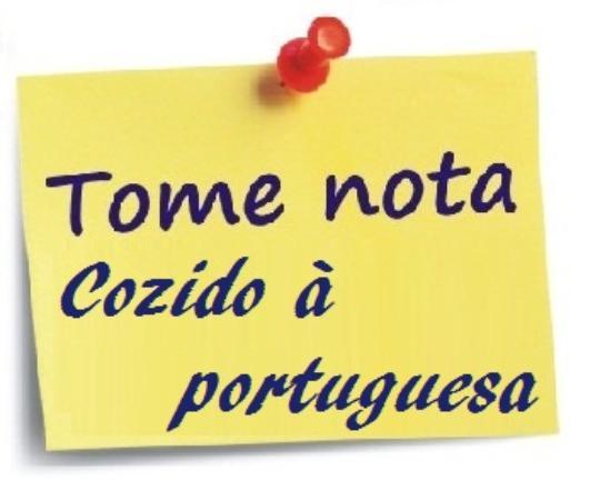 Marinha Grande, Португалия: hoje 27/01/2016 cozido à portuguesa