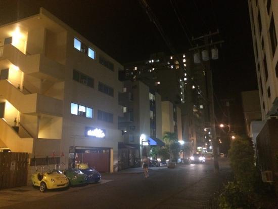 Waikiki Beachside Hostel ภาพถ่าย
