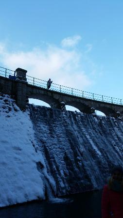 Dam on Lomnica