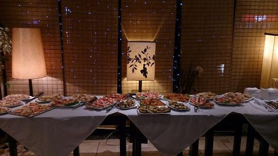 Vila Palma: banquet