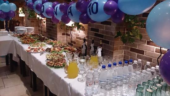 Vila Palma: birthday party