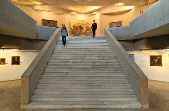 Eduard Isabekyan Gallery Yerevan