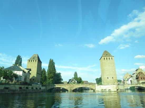 Strasbourg Pont Couverts Photo