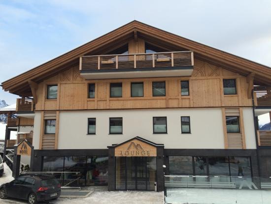 Hotel Garni Montes