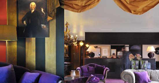 Hôtel Restaurant Mercator : Un accueil chaleureux