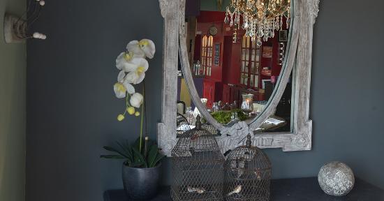Hôtel Restaurant Mercator : Détail de la décoration...