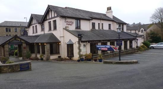 The County Hotel : 1
