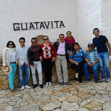Hosteria Mar y Sol: Un viaje  a guatavita  excelente para   conocer en familia