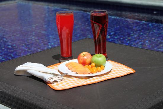Armenia Hotel: Piscina y relax