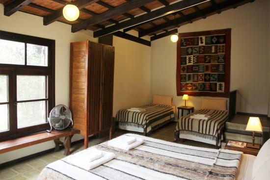 Casa Hernandez: Deluxe room