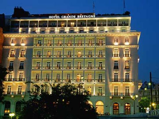 Hotel Grande Bretagne A Luxury Collection Historic