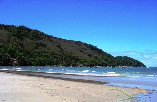 Praia da Enseada de Ubatuba/SP