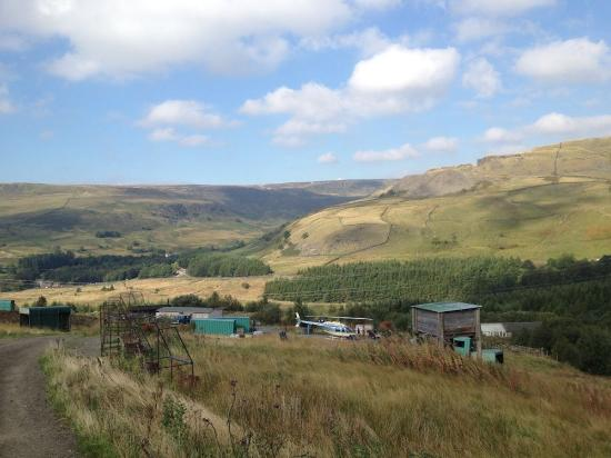 The Boar Clay Shooting Ground, Glossop