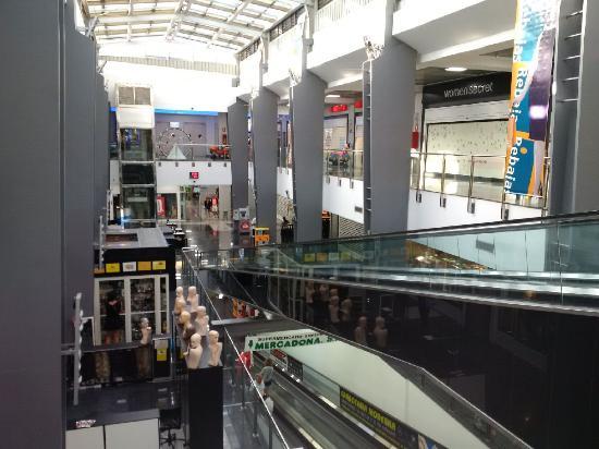 ocio infantil en centro comercial gran sur