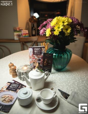 Cafe №1: Уютное и атмосферное место, с  хорошим сервисом, ассортиментом вина  и действительно вкусной едо