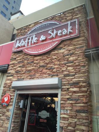Waffle and Steak : photo0.jpg
