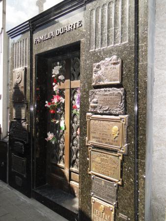 Cemiterio de Recoleta: Cemiterio da Recoleta