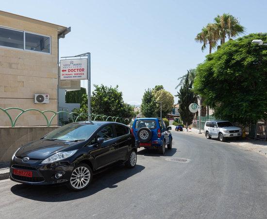 Pambos Napa Rocks Hotel Ayia Napa Cyprus Reviews