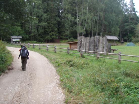 Oandu-Vosu hiking trail