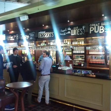 The Globe Bar U0026 Kitchen