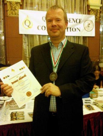 Visegrad, Ungern: díjnyertes pálinkánk