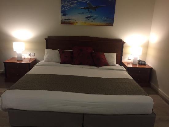 Avia Hotel : superior room
