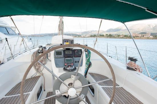 Tourlos, اليونان: Sailing Yacht Mykonos