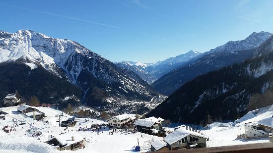 Skigebiet Courmayeur Monte Bianco