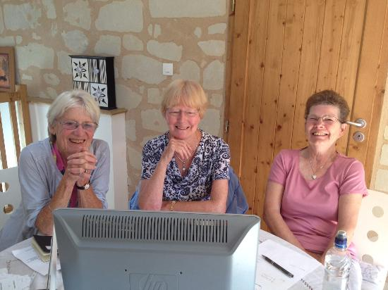 Fontevraud-l'Abbaye, Frankrike: Learning with pleasure in the teaching room