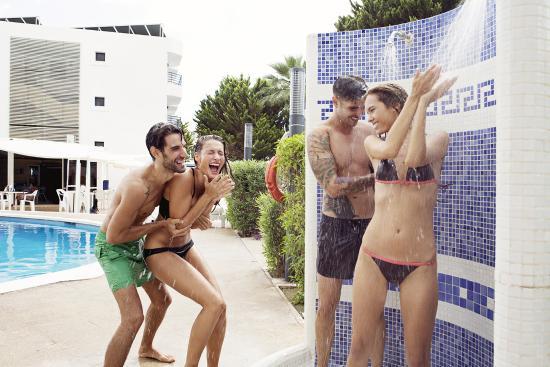 Hotel Club La Noria: piscina
