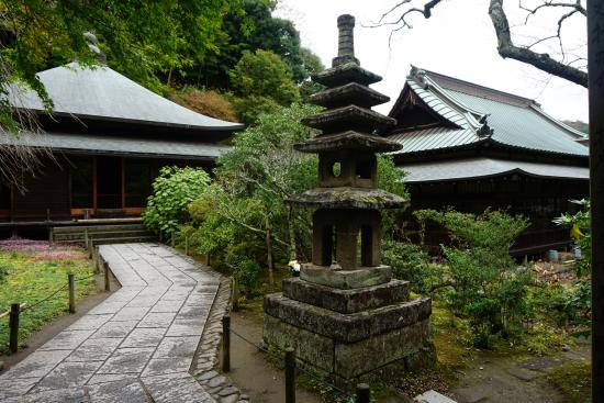Tokeiji Temple