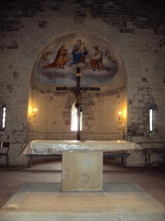 Province of Arezzo, Italia: Altare
