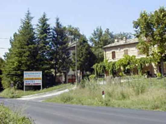 Sarnano, Italien: La Marchigiana in prospettiva