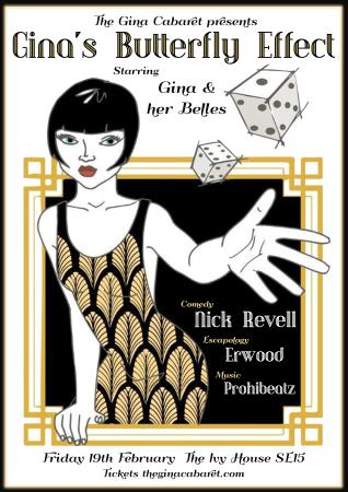 The Gina Cabaret
