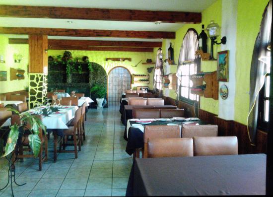 Granadilla de Abona, Spanyol: Comedor - Salón principal.